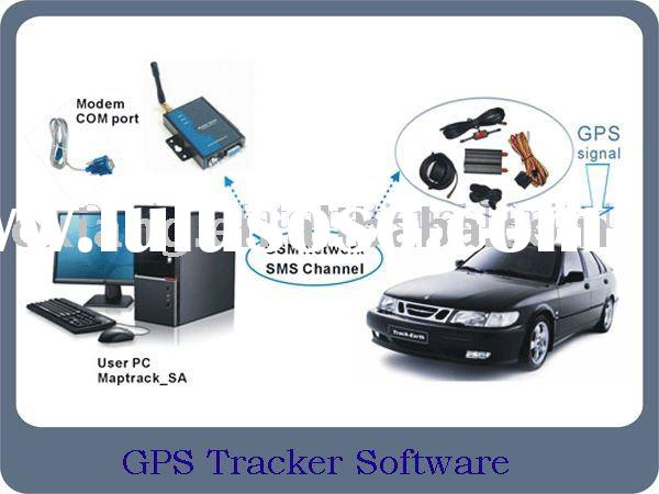 Track Earth Tracking System