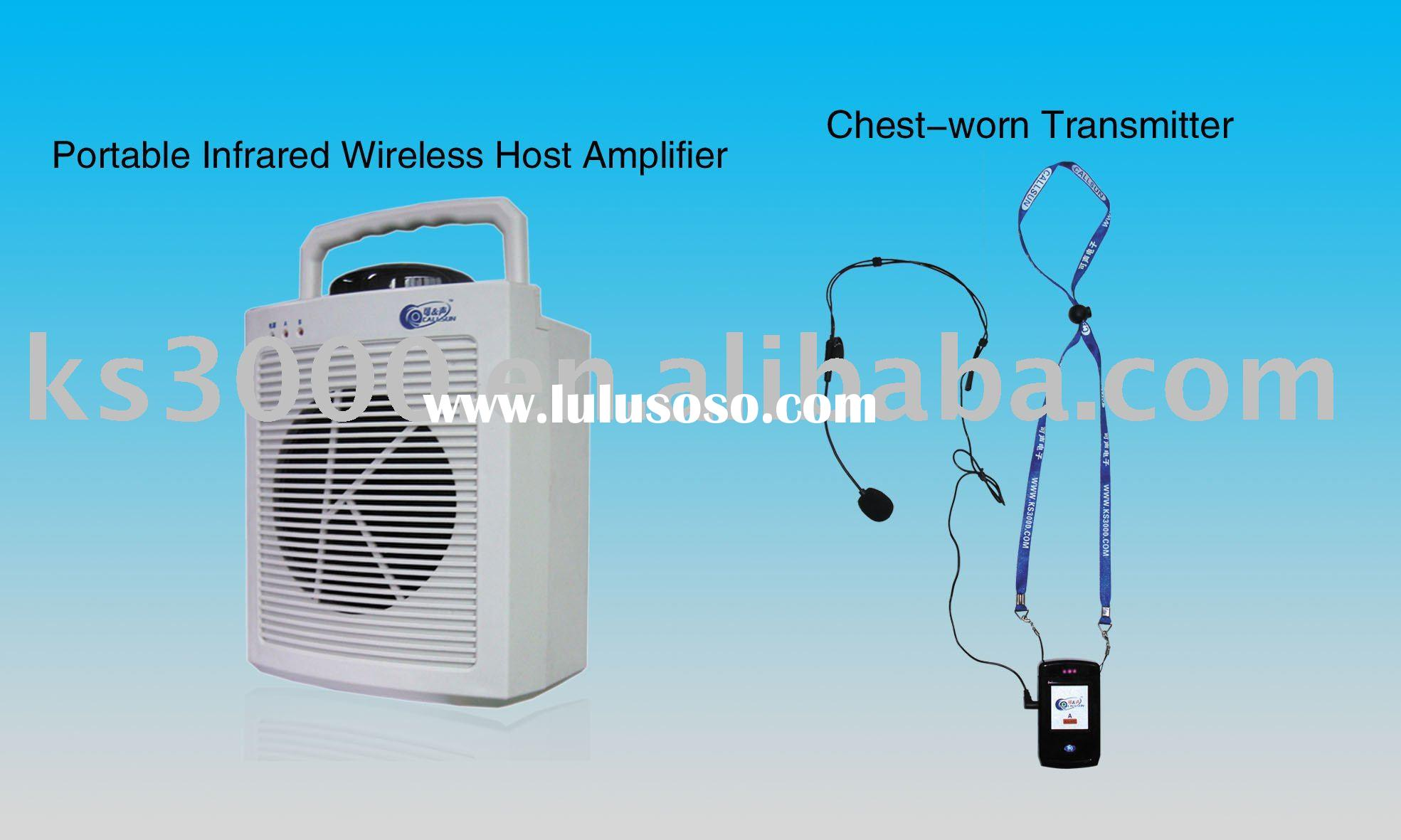 Using in Classroom Infrared Wireless Portable Sound System ks568