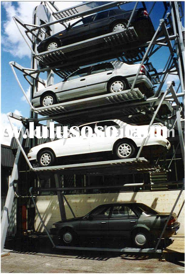 Vertical Rotary automated car parking system
