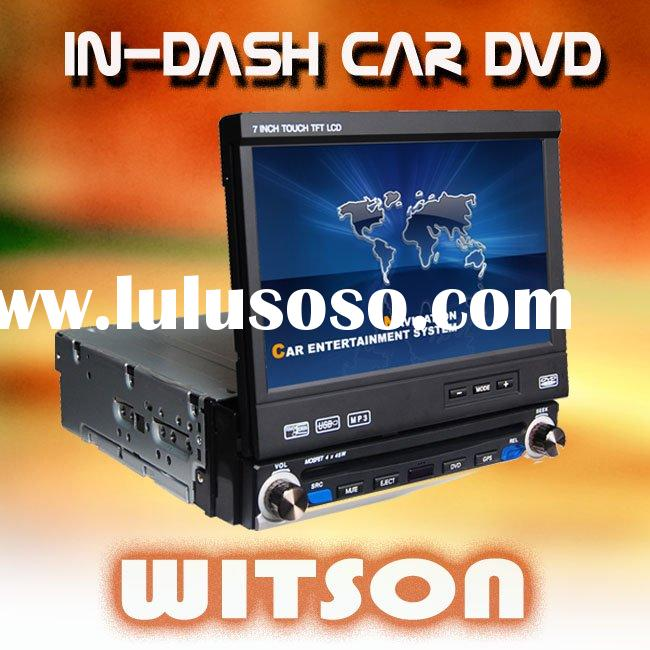WITSON Universal Double Din 7 Inch Car GPS System