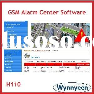 WYNNYEEN (H008/H110) Professional Wireless Patrol Alarm System with Central Software