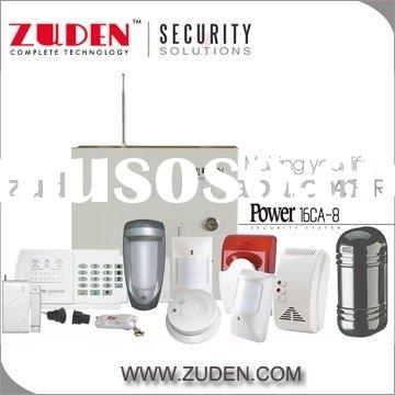 Wired & Wireless Security Alarm System