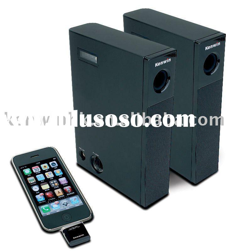Wireless Audio System for iPhone, iPod