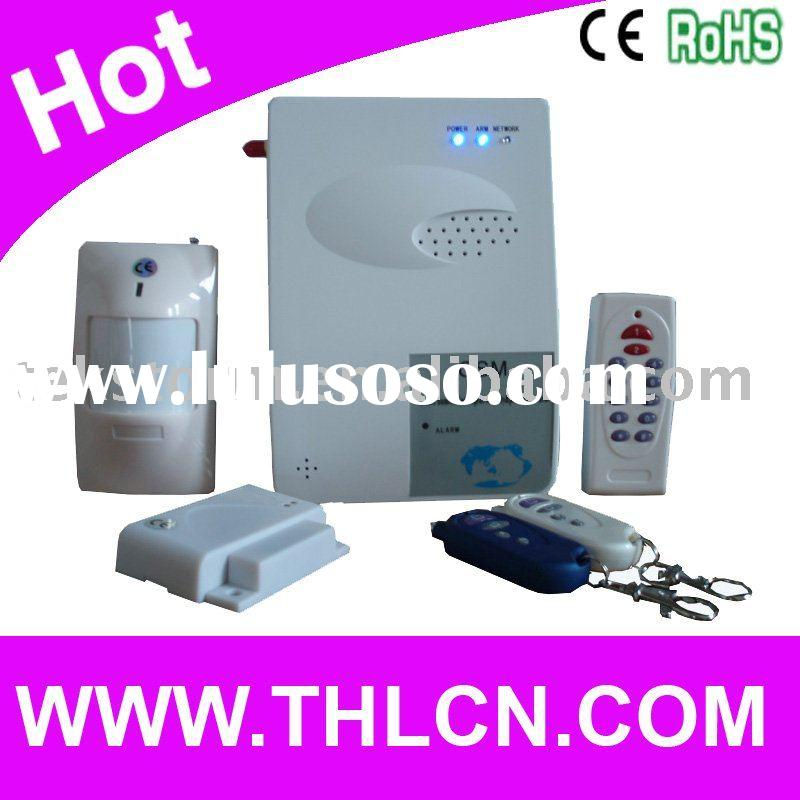 Wireless GSM Security Alarm System Tri Band 900/1800/1900Mhz