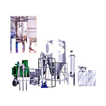 ZPG model Chinese herbal medicine extract spray drying machine