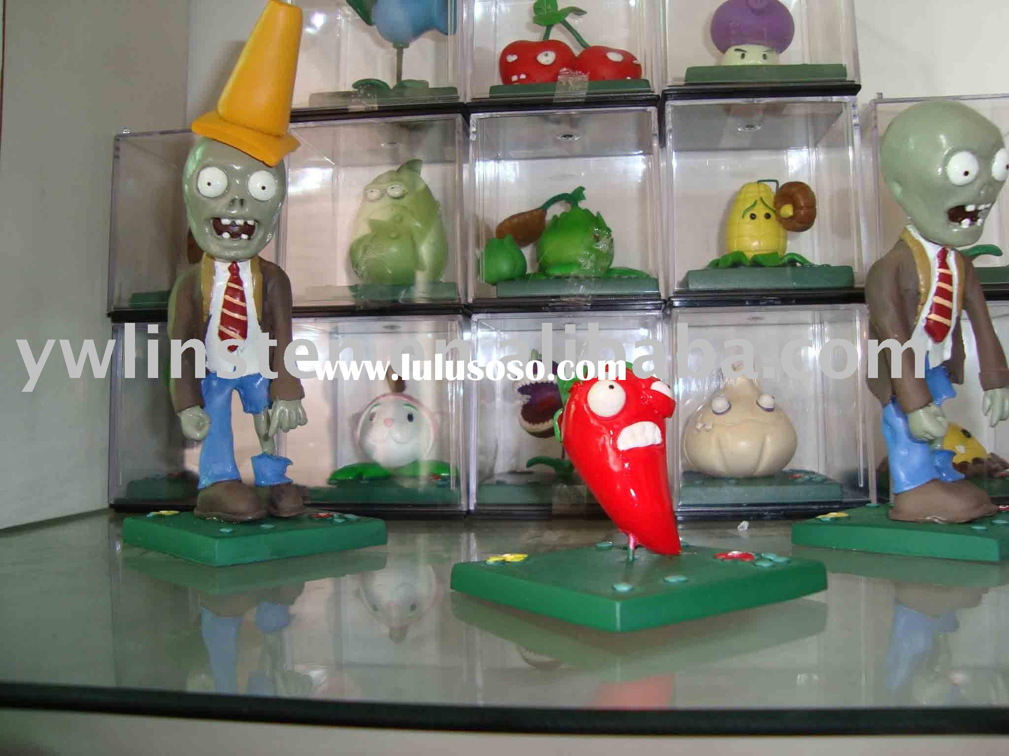 cartoon figures-Plants vs Zombies toy set(LSGZP0002)