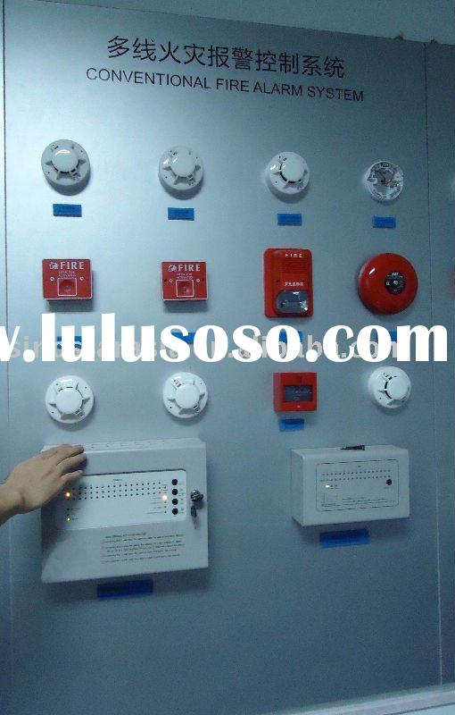 conventional addressable fire alarm system