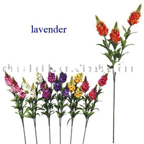 fake lavender flower BT0270