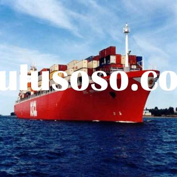 ocean freight from shanghai city China to Brazil