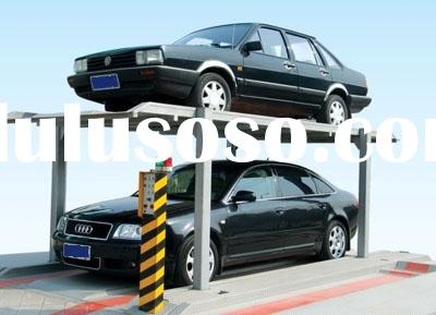 parking system,double-layer puzzle parking system