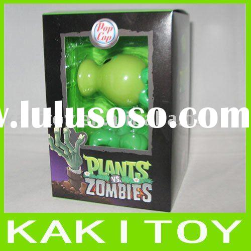 plants vs. zombies vinyl toy
