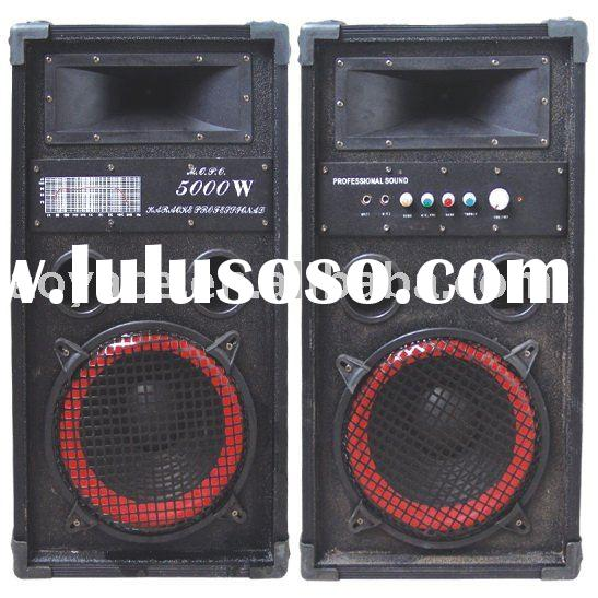 professional stage sound system equipment SA-168T
