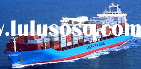 sea shipping from shanghai city China to MUSCAT