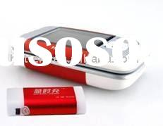 solar chargers can fit for Mobile phones, MP3, MP4, Digital camera,Bluetooth Headset