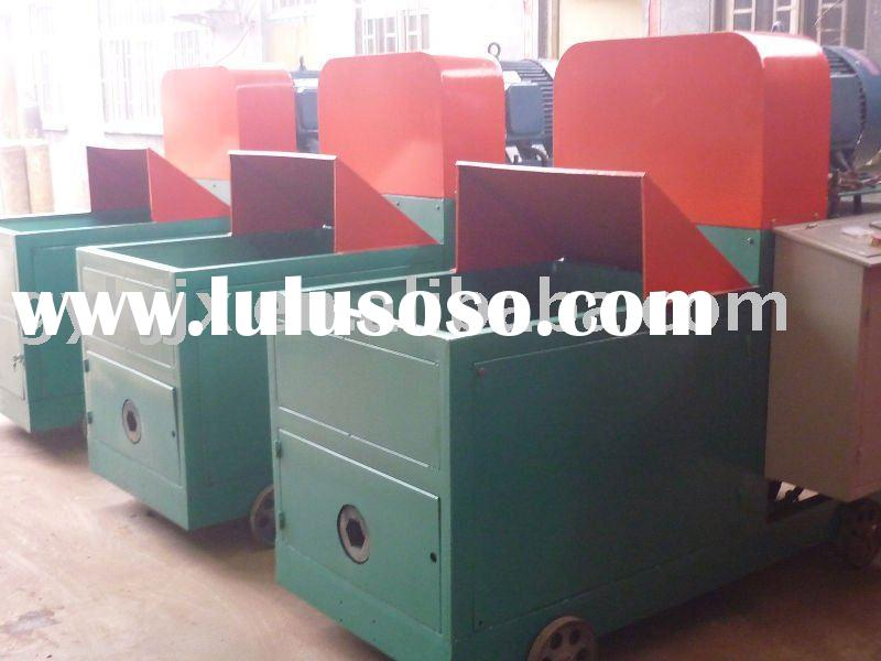 stalk briquette machine