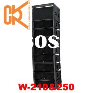 subwoofer speaker line array system power amplifier