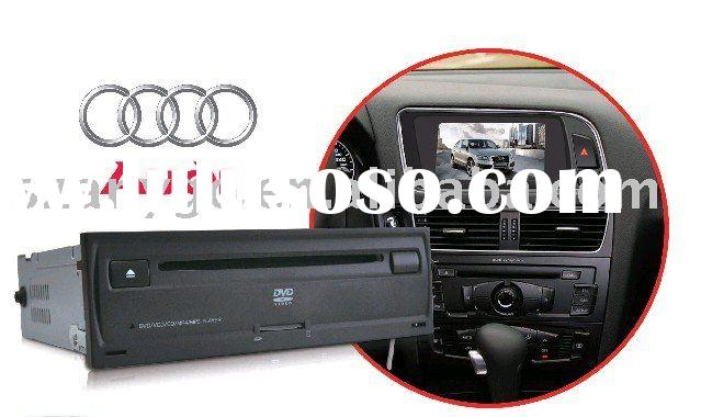 support bose system Audi Q5 dvd player with dvd buletooth