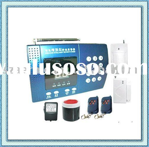 wireless alarm,alarm system,zone alarm kit