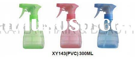 10 oz salon hair care plastic trigger spray bottle