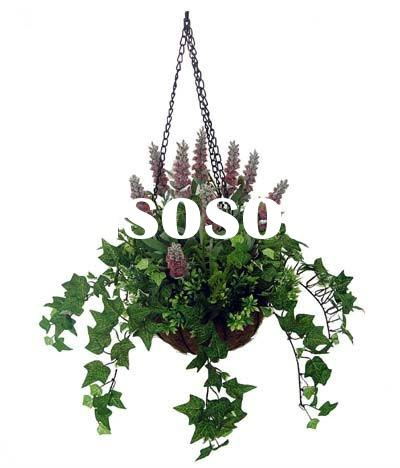 Decorative Artificial lavender hanging flower