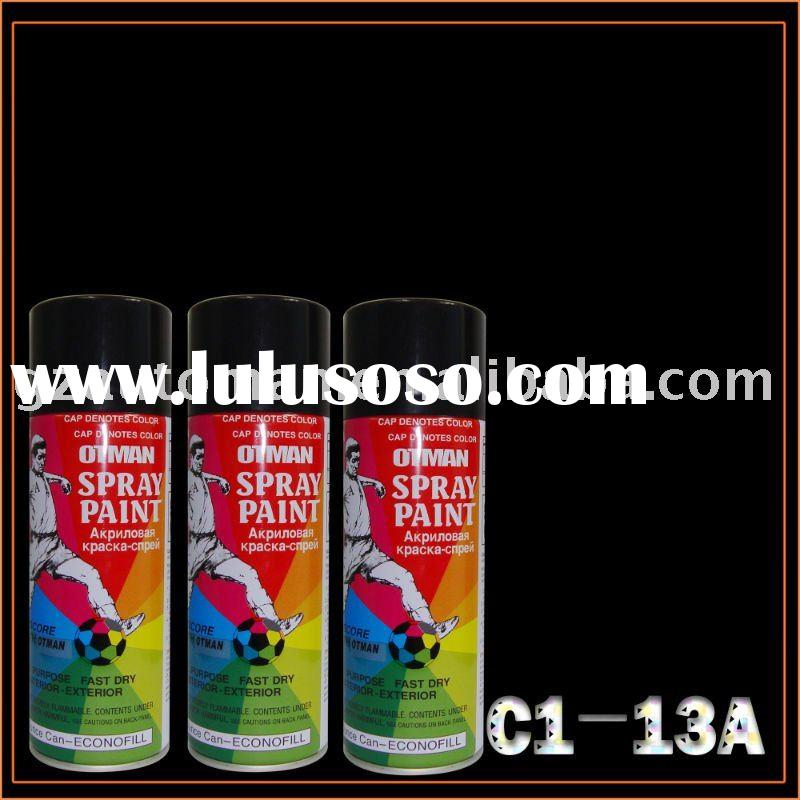 Different color Spray Pain
