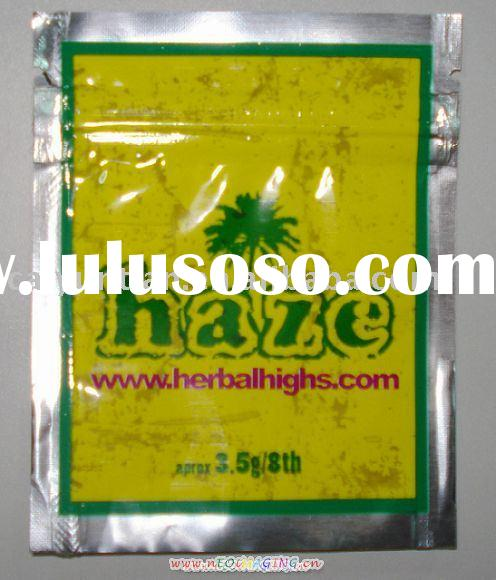 Herbal incense bag