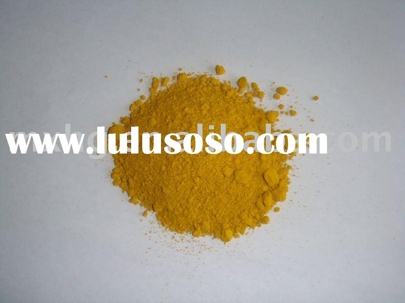 IRON OXIDE YELLOW  313 powder coating pigment for painting