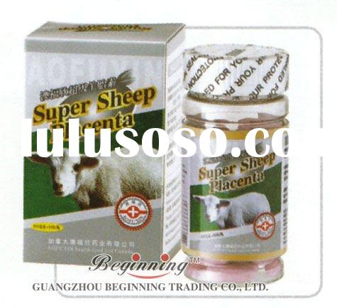 Super Sheep Placenta soft capsule Beauty products