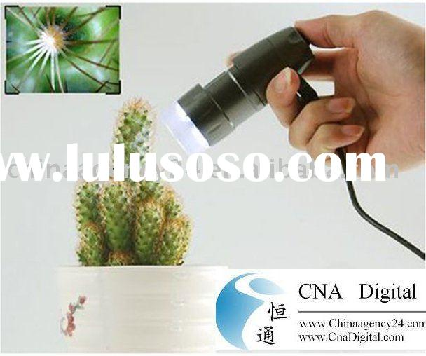 USB Digital Microscope with 300x Magnification (Handheld)