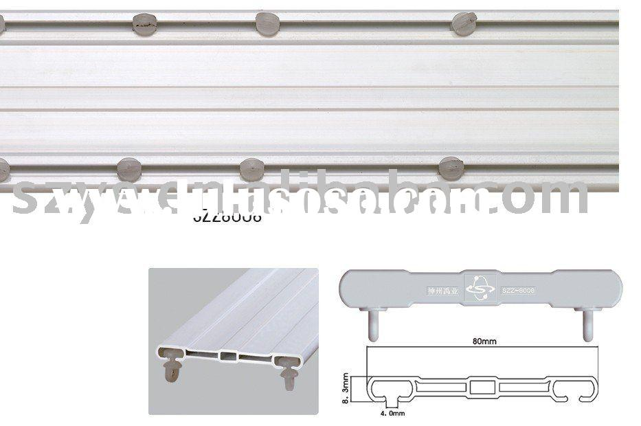 curtain rod double track SZZ8008 series