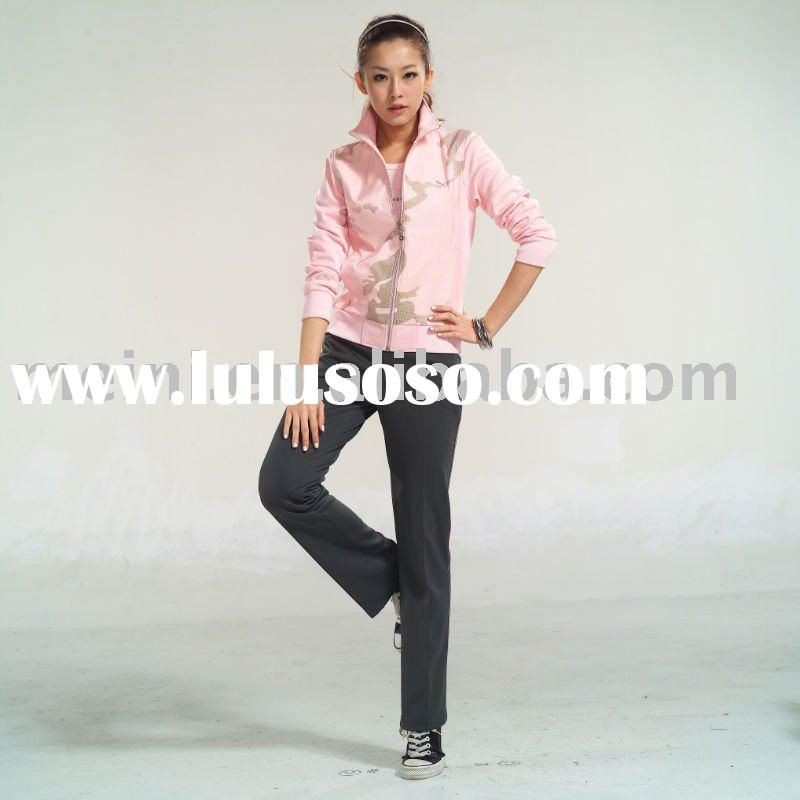 lady's hottest beatiful track suit