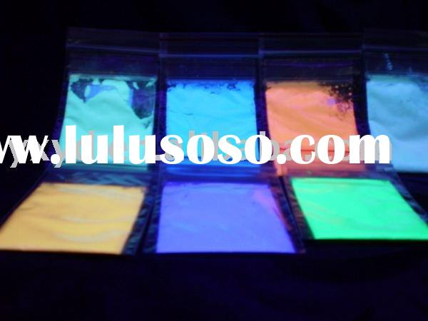 photo luminescent/ glow in dark/ pigment powder