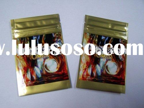 spice&herbal incense plastic packaging bag