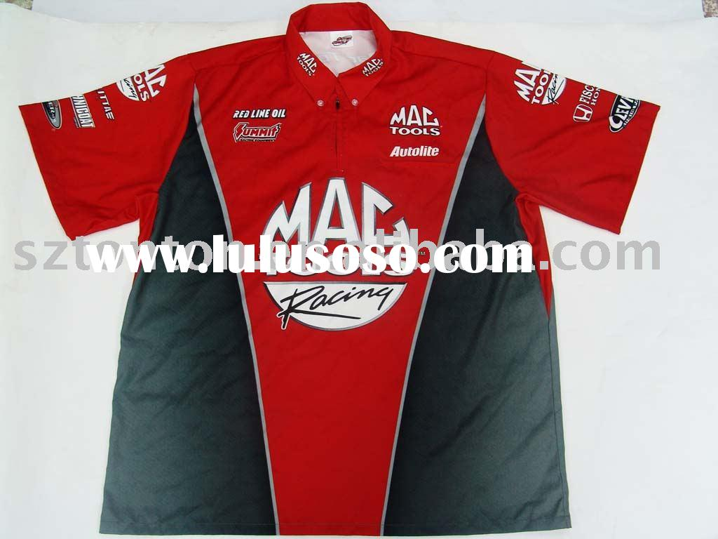 sublimation motorcycle jersey