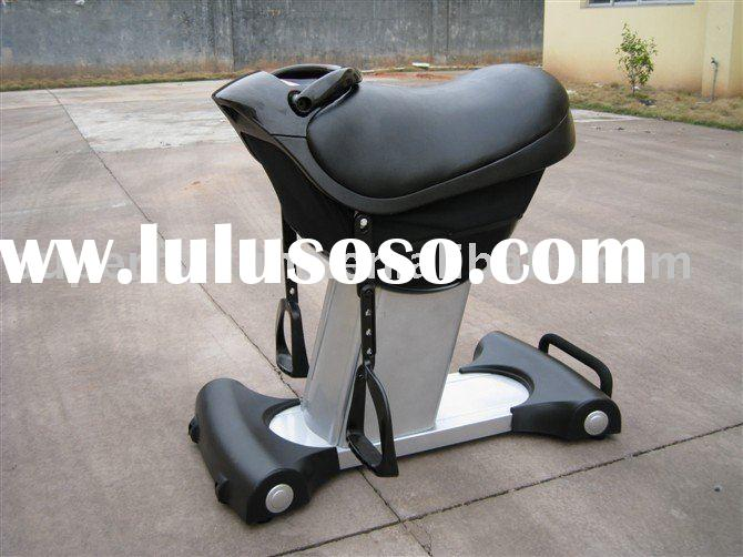 vibration plate horse ride massager