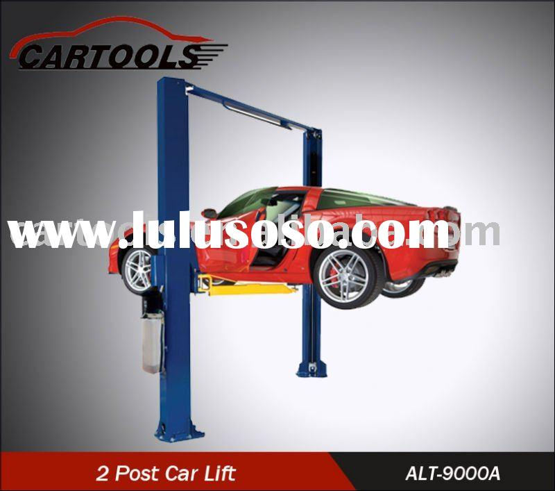 2 post car lift, auto lift, hydraulic hoist