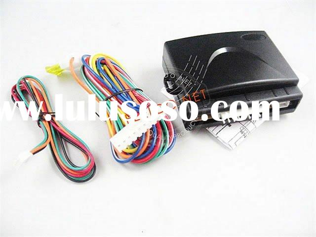 4 Door alarm automatic door lock option