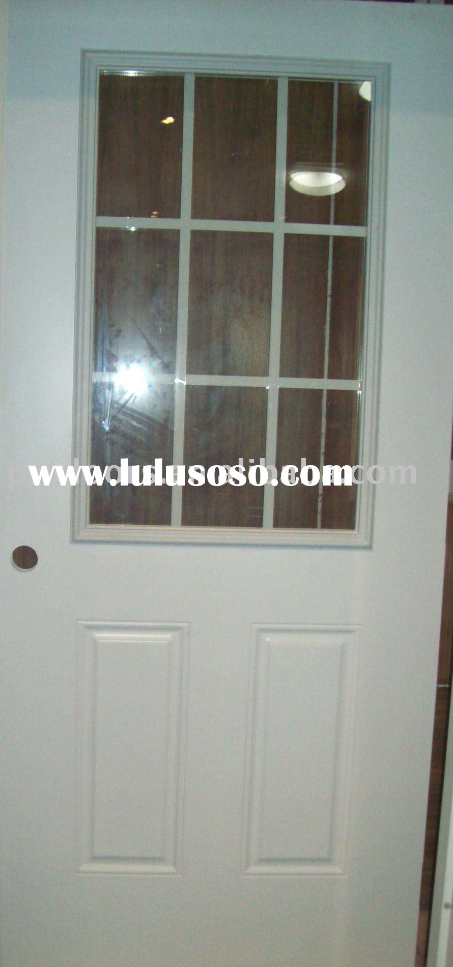 Steel Door Window Insert Pile Weather Strip Wool Pile For