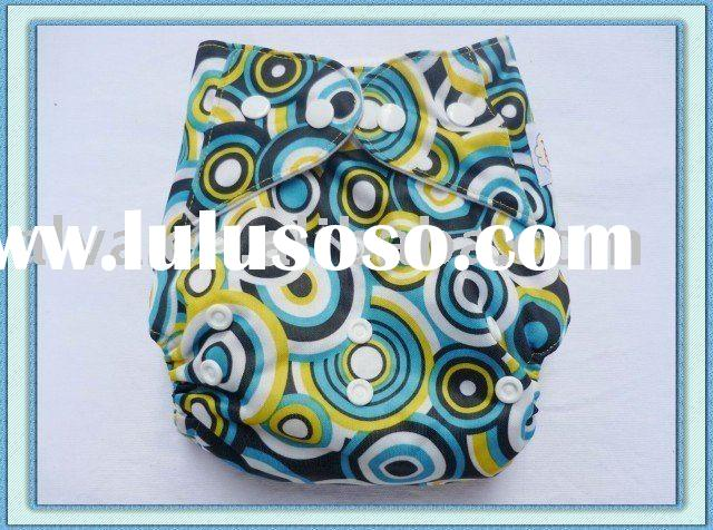 ALVA reusable baby cloth diapers