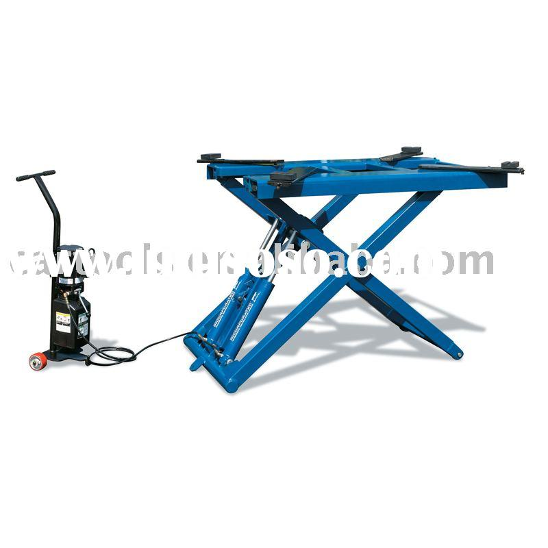 CE scissor lift portable,mobile car lift,hydraulic lift scissor
