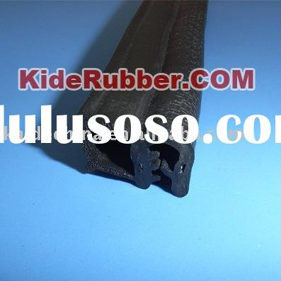 Car door weatherstrip seal
