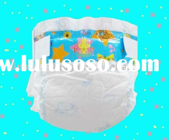 Cheap baby nappies in stock