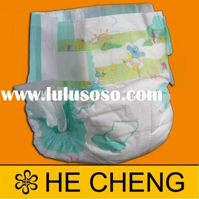 Cottony Disposable Nappies