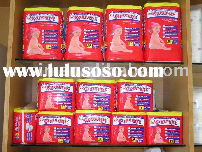 Disposable Bulk Pamper Soft ,Cheap price, Baby Diaper
