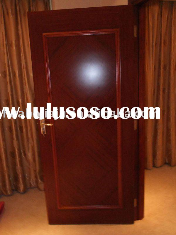 Door (Malaysia rubber wood E1MDF environmental oil paint HB-0016)