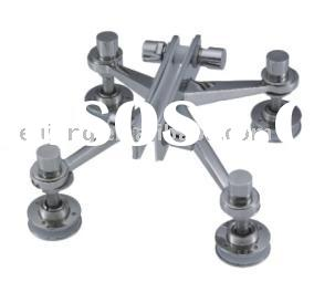 Glass Spider Fittings,Curtain Wall Fittings,Glass Spider