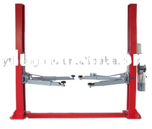 HL-232/240 STANDARD BASE PLATE TWO POST LIFT