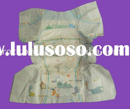 Huggies nappies