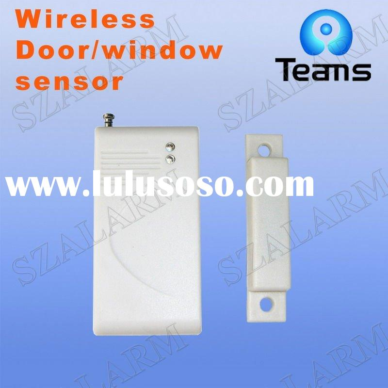 Magnetic door sensor,Wireless 315/433MHZ alarm accessories