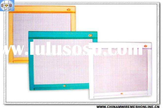 Retractable door screen for sale price china Cost of retractable screen doors